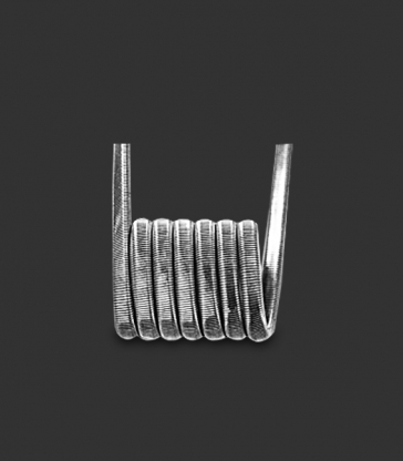Micro Fused Clapton MTL Ni80 30*2+42GA 0.88Ω (10pcs)