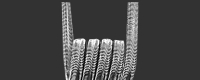 Alien Clapton Twisted Messes Ni80 28*3+38GA 0.30Ω (2pcs)