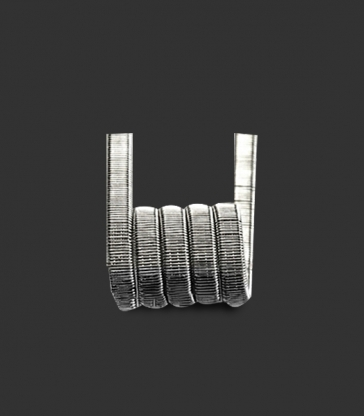 Triple Fused Clapton Ni80 28*3+38GA 0.30Ω (10pcs)