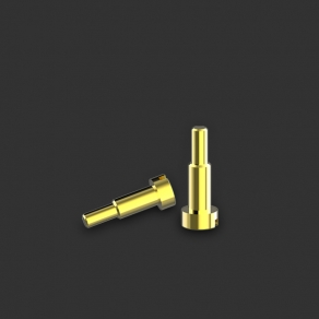Gold plated  PIN for ROSE MTL RTA
