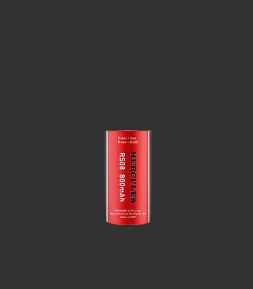 Battery RS08 18350 800mAh 8A - Hercules